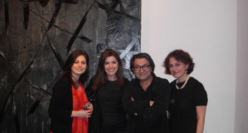 Ahmet Oran Ausstellung 20.11.2012