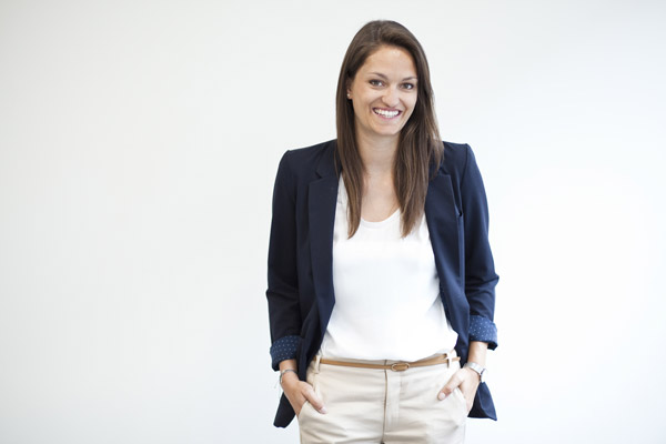 SgAktif on Business mit Lisa-Maria Sommer