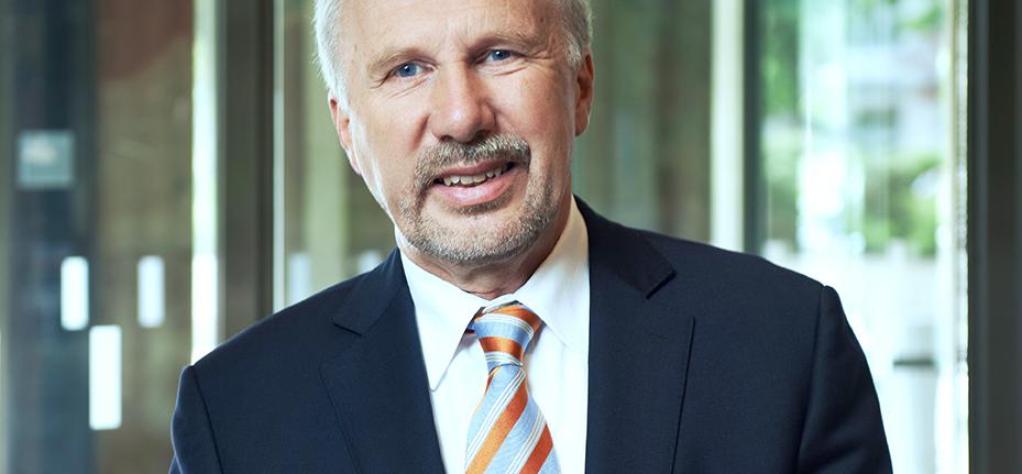 Avusturya Merkez Bankası Guvernörü Sayın Dr. Ewald Nowotny Ziyaretimiz