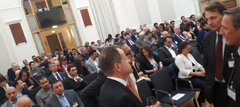 Viyana´da Türk ekonomisi konulu açık oturum