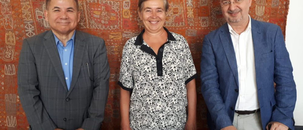 Besuch der MA 17 – Frau Dr. Ursula Struppe