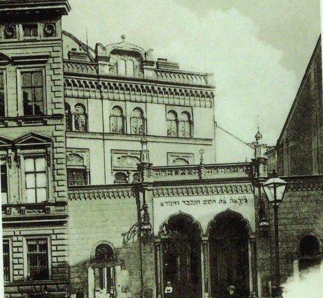 Viyana'daki Türk Yahudilerini andık
